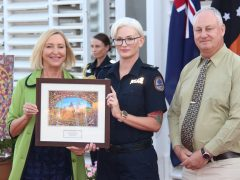 Rotary 29th Northern Territory Police Officer of the Year