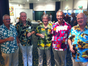 Darwin Rotary Club Paspaley Shirt Award