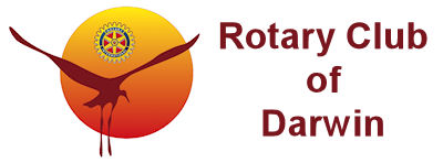 Rotary Club of Darwin Logo