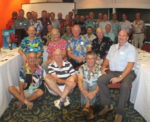 Some members of Darwin Rotary today